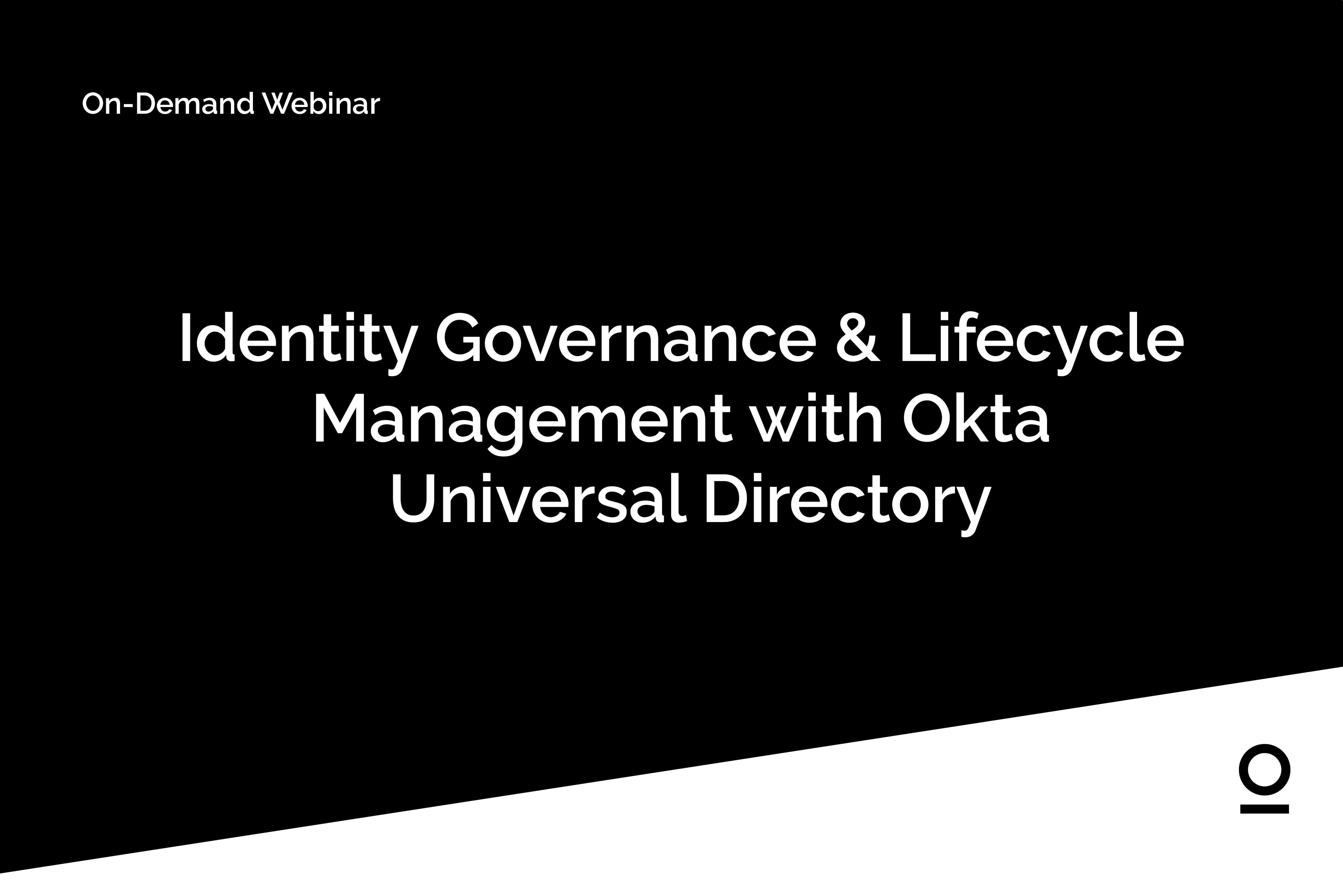Universal Directory Okta How To