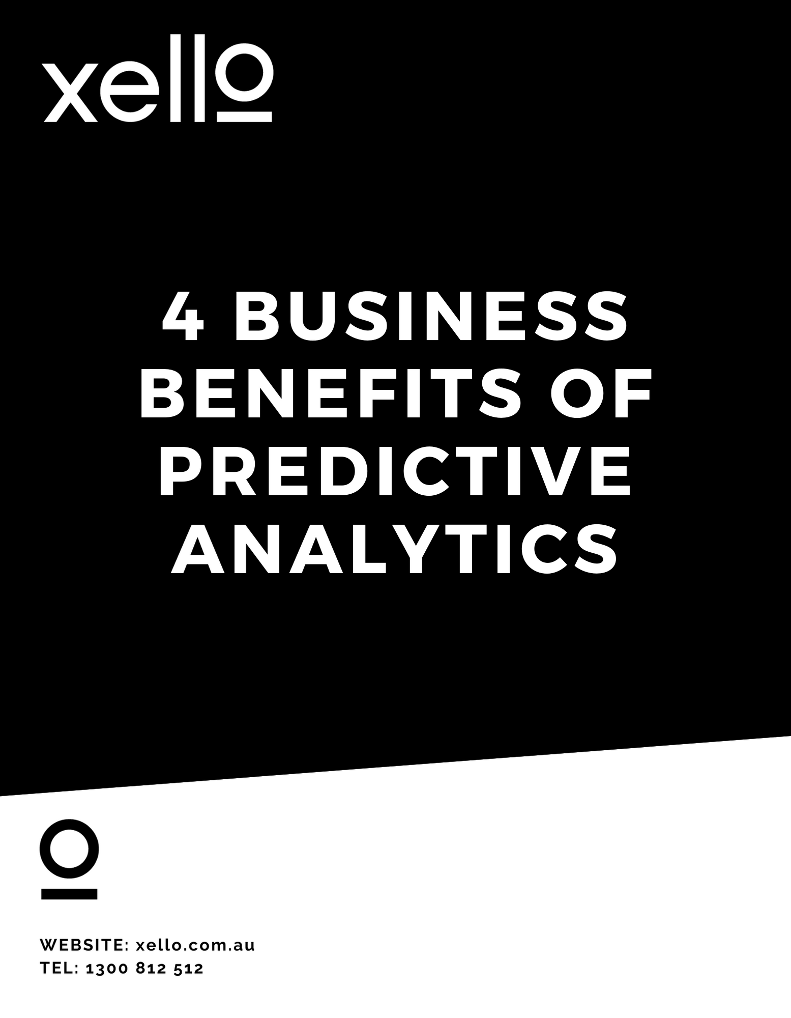 Predictive Analytics Whitepaper