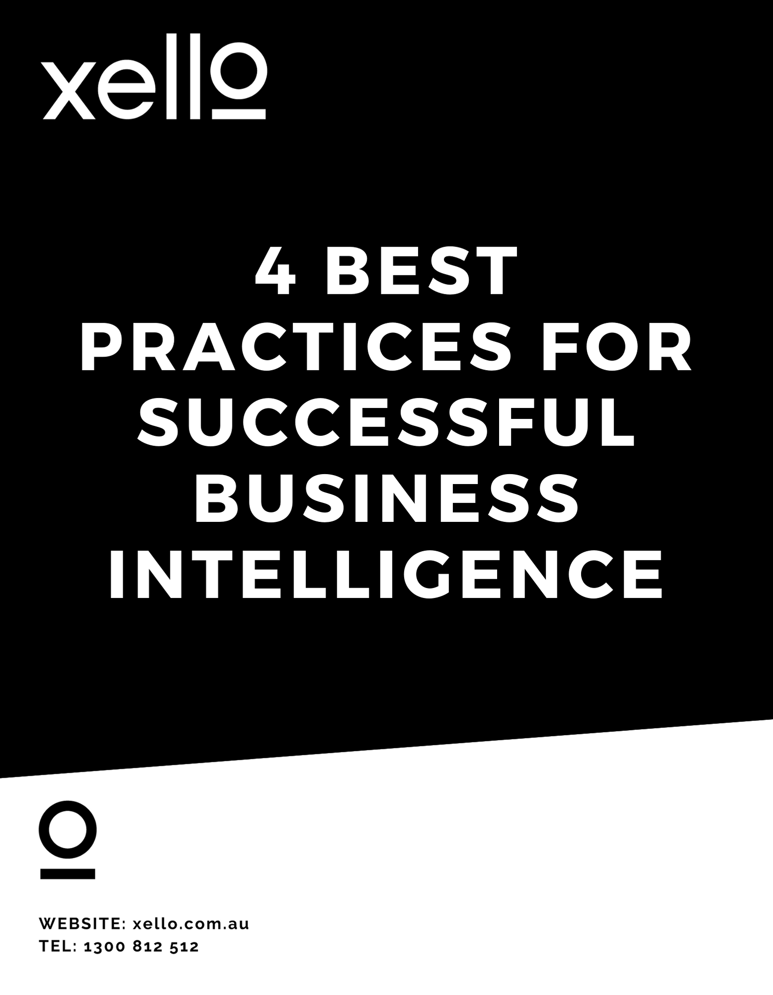 4 Best Practices for Successful BI