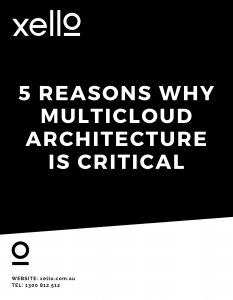 Multicloud Architecture Whitepaper