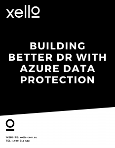 Azure Data Protection DR and Backup Guide