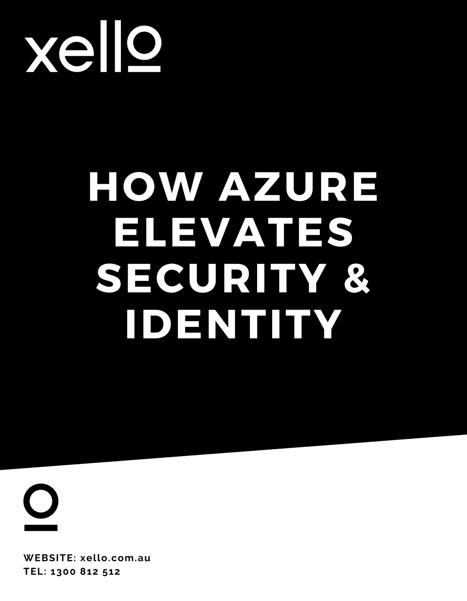 Azure Security & Identity Solutions Benefits