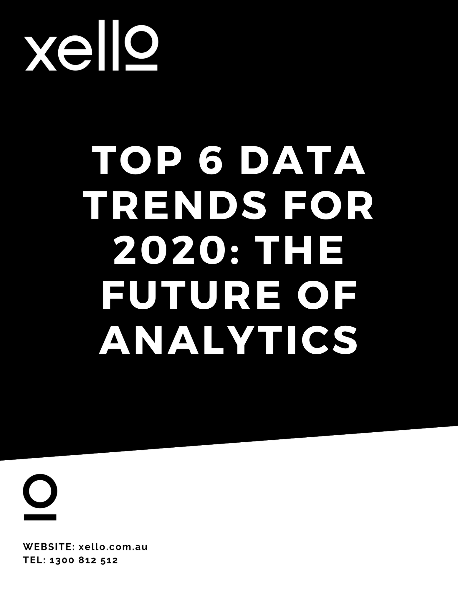 Data Trends 2020 Whitepaper