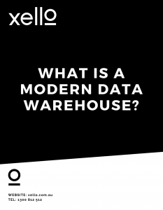 Modern Data Warehouse Top Benefits